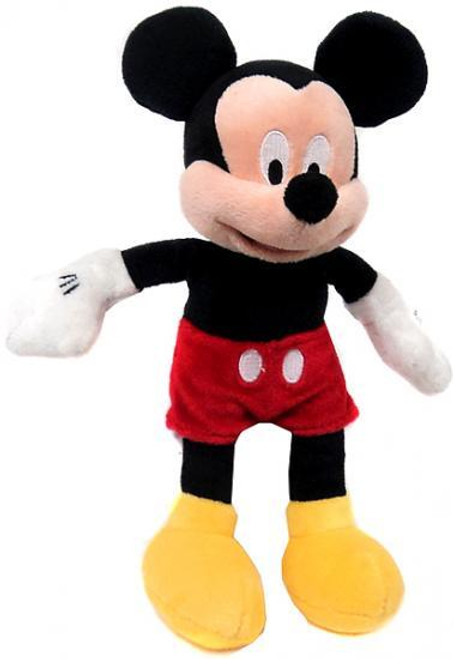 Disney Mickey Mouse Mickey Exclusive 10-Inch Plush