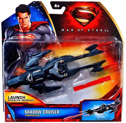 Superman Man of Steel Shadow Cruiser Vehicle