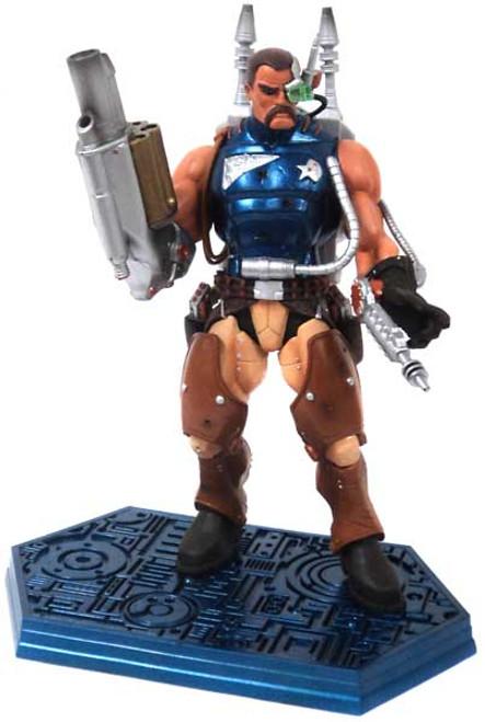 Masters of the Universe 200X Series Rio-Blast Mini Statue [Loose]