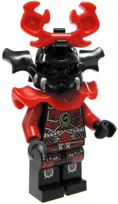 LEGO Ninjago Loose Warrior Minifigure [Loose]