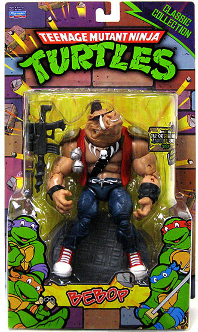 Teenage Mutant Ninja Turtles Classics Series Bebop Action Figure