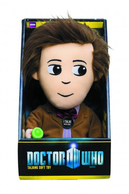 Doctor Who Eleventh Doctor Plush Figure [Takling]