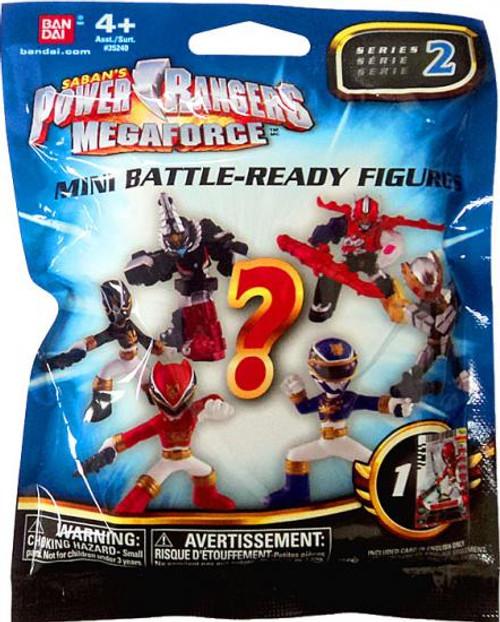 Power Rangers Megaforce Series 2 Battle-Ready Figures Mystery Pack