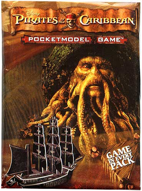 Pirates of the Caribbean Pocketmodel CSG Booster Pack