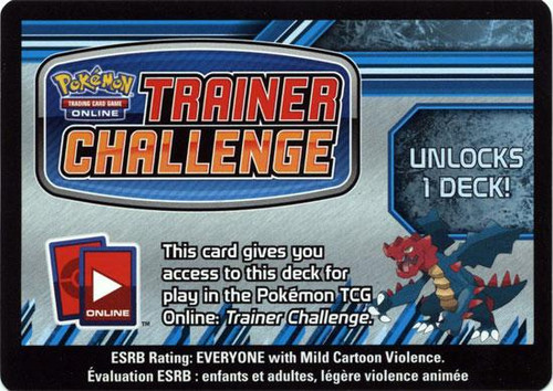 Online Code Card Promo Code Card for Pokemon TCG Online [Plasma Claw Deck]