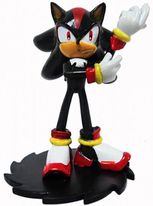 Sonic The Hedgehog Shadow 2-Inch PVC Figure [Modern Loose]