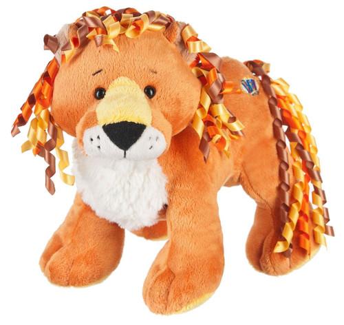 Webkinz Curly Lion Plush