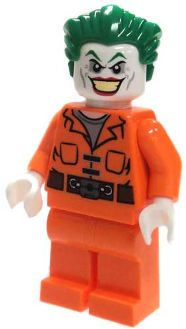 LEGO Batman Loose The Joker Minifigure [Orange Prison Jumpsuit Loose]