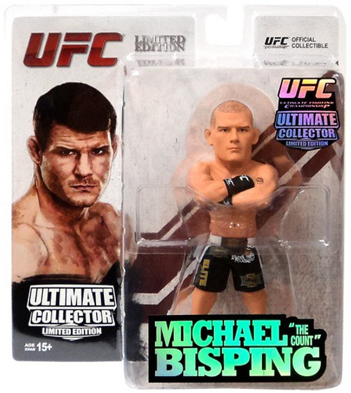 UFC Ultimate Collector Series 13.5 Michael Bisping Action Figure [Limited Edition]
