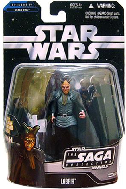 Star Wars A New Hope Saga Collection 2006 Labria Action Figure #73