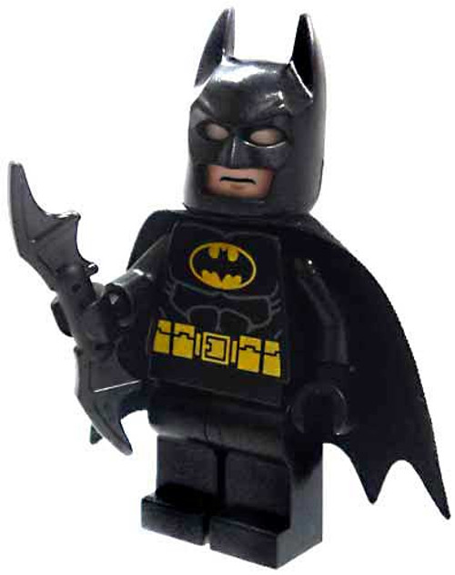 LEGO Loose Batman with Batarang Minifigure [1989 Movie Loose]