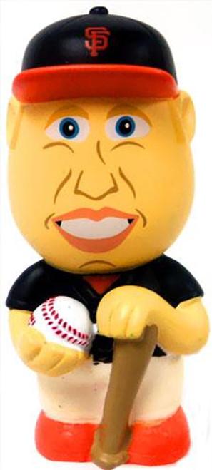 MLB San Francisco Giants Big League Minis Buster Posey Vinyl Mini Figure [Black Jersey Variant Loose]