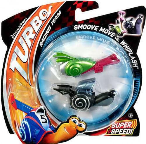 Turbo Smoove Move vs Whiplash Vehicle 2-Pack