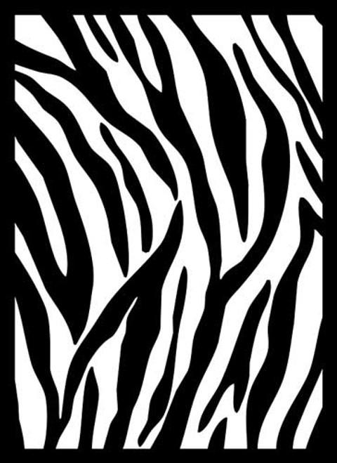 Card Supplies Zebra Print Standard Card Sleeves [50 ct]