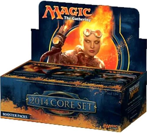 MtG Magic 2014 Booster Box [Sealed]
