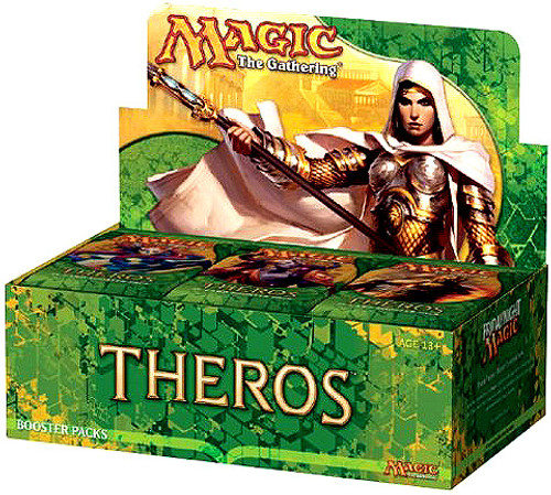 MtG Theros Booster Box [Sealed]