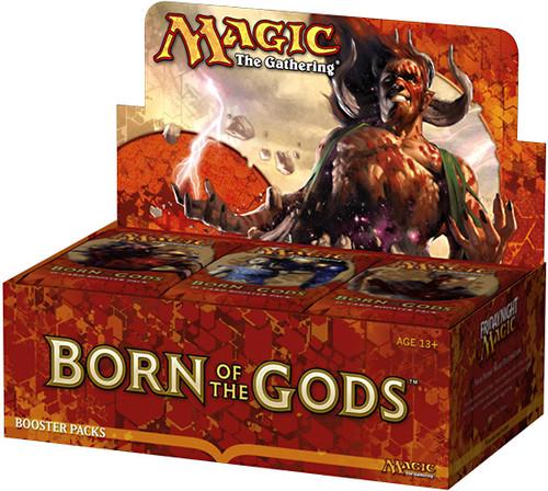 MtG Born of the Gods Booster Box [Sealed]