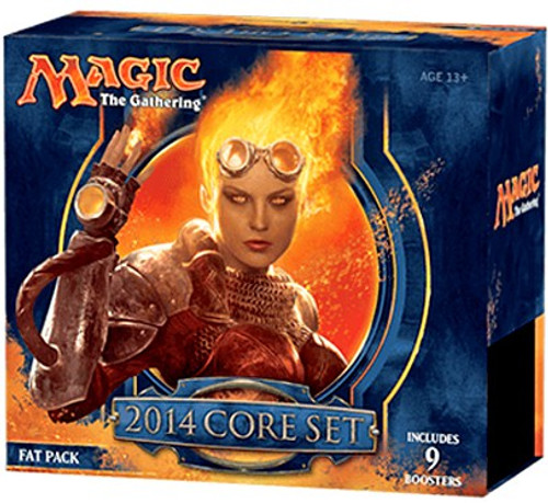 MtG Magic 2014 M14 2014 Fat Pack [Sealed]