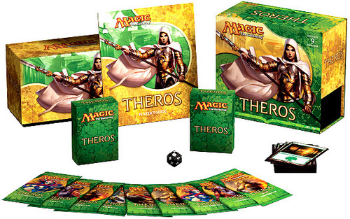 MtG Theros Fat Pack [Sealed]