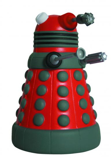 Doctor Who Red Dalek Stress Toy