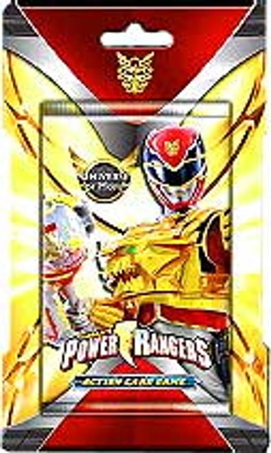 Power Rangers Action Card Game Universe of Hope Booster Box