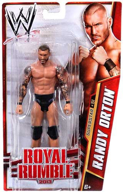 WWE Wrestling Series 32 Randy Orton Action Figure #51