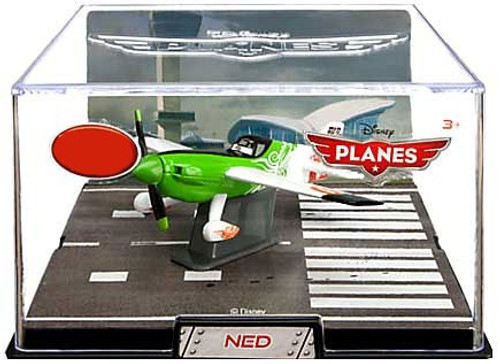Disney Planes Ned Exclusive Diecast Vehicle