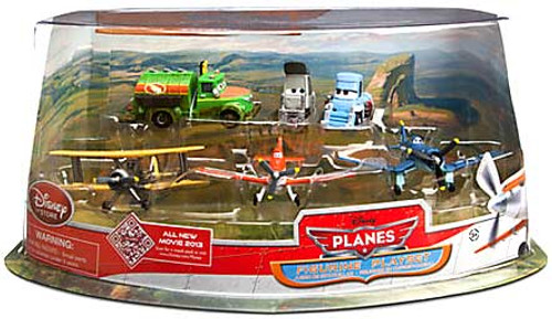 Disney Planes Propwash Junction Exclusive Figurine Playset