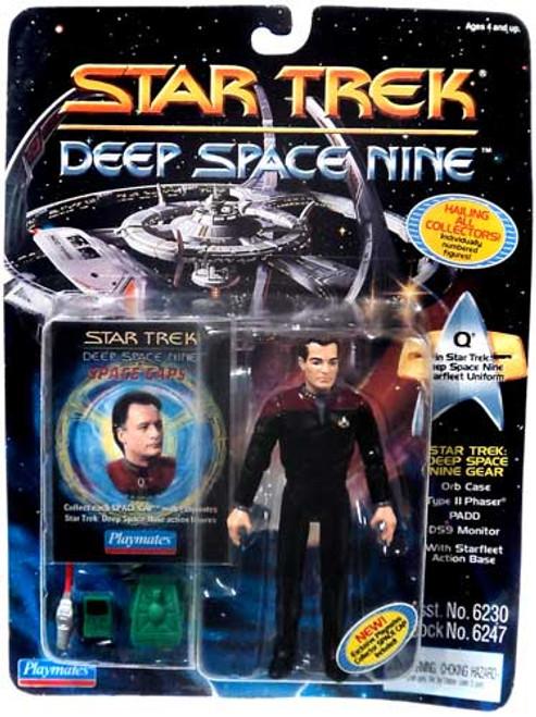 Star Trek Deep Space 9 Q Action Figure