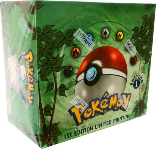 Pokemon Jungle Booster Box [1st Edition] [Sealed]