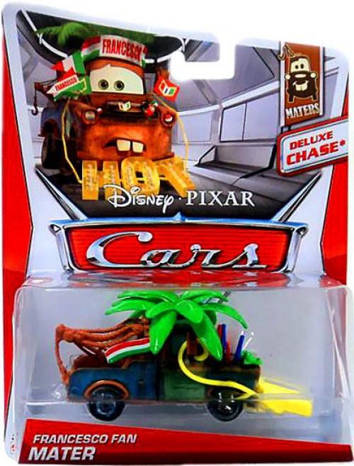 Disney Cars Series 3 Francesco Fan Mater Diecast Car