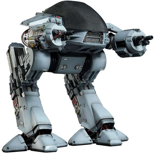 RoboCop Movie Masterpiece ED-209 1/6 Collectible Figure [Sound Effects]