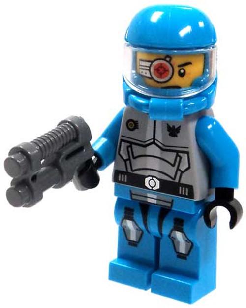 LEGO Alien Conquest Loose Solomon Blaze Minifigure