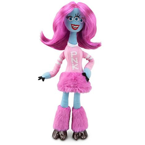 Disney / Pixar Monsters University Britney Exclusive 11.5-Inch Plush Doll