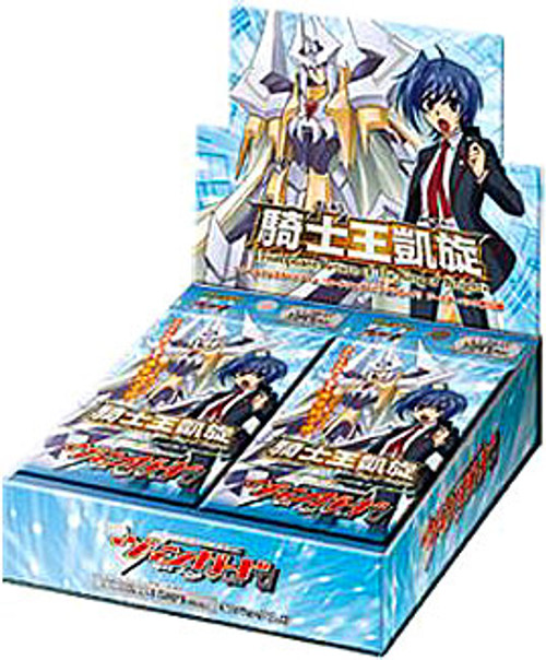 Cardfight Vanguard Triumphant Return of the King of Knights Booster Box VGE-BT10 [30 Packs]