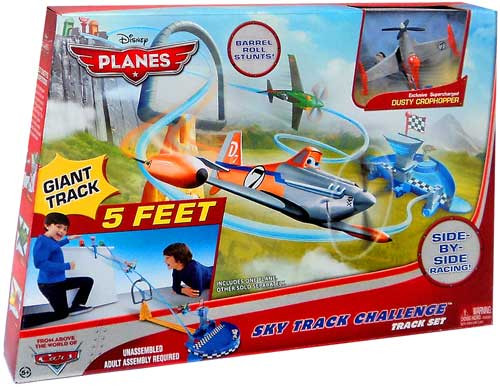 Disney Planes Sky Track Challenge Track Set