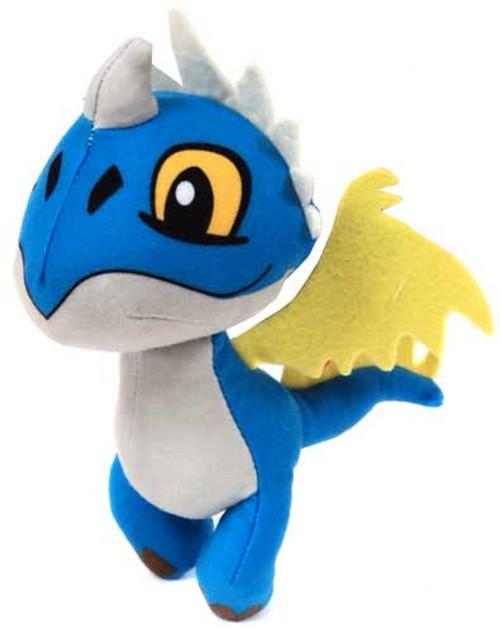 How to Train Your Dragon Defenders of Berk Buddies [With Sound] Nadder Plush