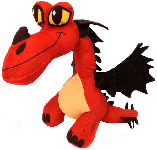 How to Train Your Dragon Defenders of Berk Buddies [With Sound] Monstrous Nightmare Plush