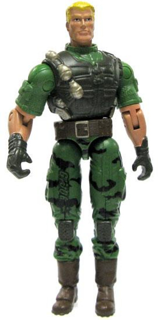 GI Joe Loose Duke Action Figure [Version 20 Loose]