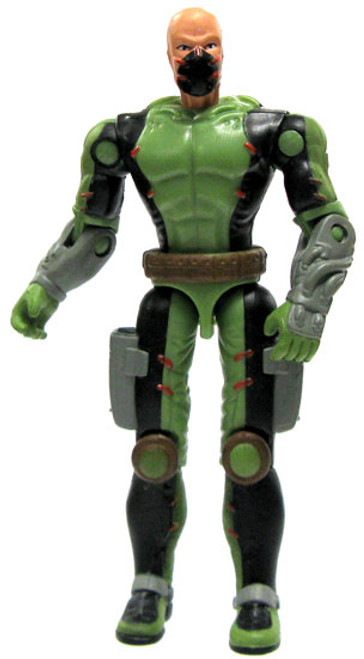 GI Joe Loose Swamp Rat Action Figure [Version 3 Loose]