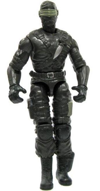 GI Joe Loose Snake Eyes Action Figure [Version 23 Loose]