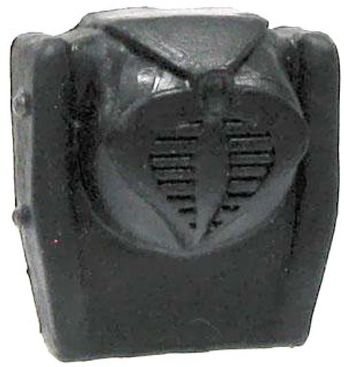 GI Joe Loose Cobra Backpack Action Figure Accessory [Black Loose]