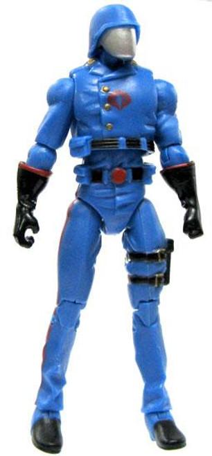 GI Joe Loose Cobra Commander Action Figure [Version 24 Loose]