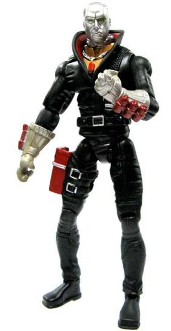 GI Joe Loose Destro Action Figure [Version 14 Loose]