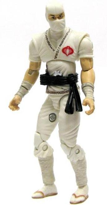 GI Joe Loose Storm Shadow Action Figure [Version 21 Loose]