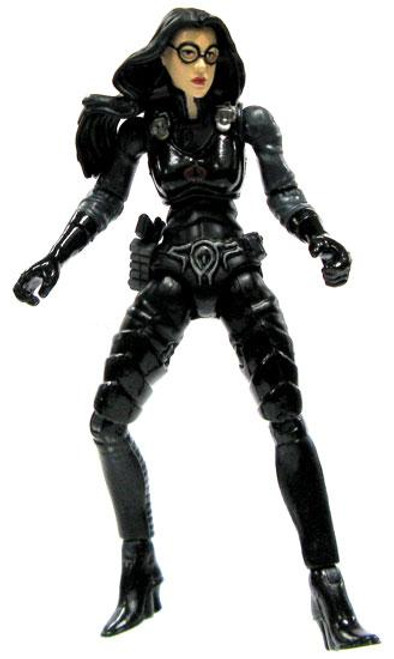 GI Joe Loose Baroness Action Figure [Version 9 Loose]