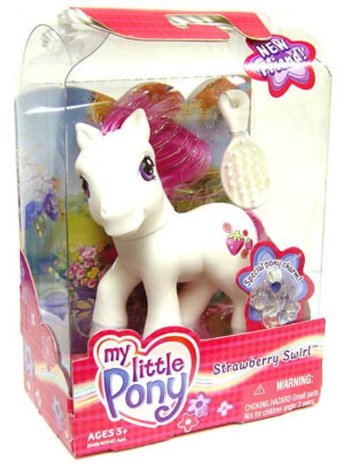 My Little Pony Classic Strawberry Swirl Figure