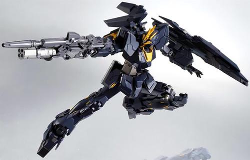 Gundam Unicorn Damashi Banshee Norn Action Figure [Unicorn Mode]