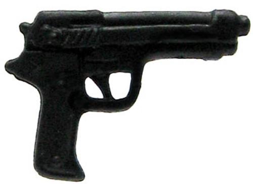 GI Joe Loose Weapons Beretta Action Figure Accessory [Black Loose]