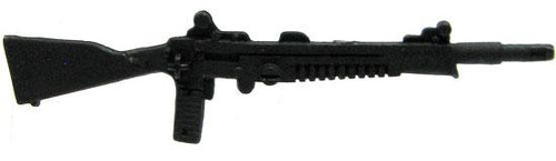 GI Joe Loose Weapons XMLR-3A Laser Rifle Action Figure Accessory [Black Loose]